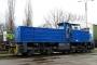 "MaK 1000779 - TKN ""1"" 27.02.2007 - Moers, Vossloh Locomotives GmbH, Service-ZentrumPeter Neuhaus"