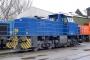 "MaK 1000779 - TKN ""1"" 27.02.2007 - Moers, Vossloh Locomotives GmbH, Service-ZentrumRolf Alberts"