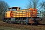 "MaK 1000779 - OHE-Sp ""DL 8"" 14.03.2003 - BielefeldDietrich Bothe"