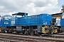 """MaK 1000779 - Outokumpu Nirosta """"1"""" 28.08.2015 - Moers, Vossloh Locomotives GmbH, Service-ZentrumRolf Alberts"""