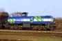 """MaK 1000781 - NIAG """"5"""" 11.03.1997 - Moers, GüterbahnhofAndreas Reinhard"""