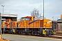 MaK 1000781 - northrail 07.04.2011 - Kiel-SüdBerthold Hertzfeldt
