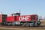 "MaK 1000788 - OHE ""150002"" 21.04.2011 - Hamburg-WaltershofEdgar Albers"