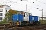 """MaK 1000789 - RBG """"D 03"""" 17.09.2009 - Regensburg, BahnhofBerthold Hertzfeldt"""
