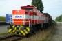 """MaK 1000792 - AKN """"V 2.022"""" 14.09.2007 - Hamburg-BillbrockKlaus Sellmer"""