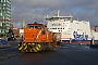 MaK 1000792 - Seehafen Kiel 04.01.2012 - KielDetlef Lorenzen