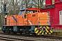 MaK 1000792 - MVG 01.04.2016 - Ratingen-LintorfLothar Weber