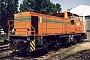 "MaK 1000793 - RAG ""651"" __.__.2003 - Moers, Vossloh Locomotives GmbH, Service-ZentrumPatrick Böttger"