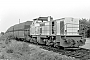 "MaK 1000793 - EBV ""4"" 21.08.1984 - Ahlen (Westfalen), ÜbergabebahnhofChristoph Beyer"