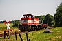 "MaK 1000794 - AKN ""V 2.023"" 03.07.2010 - Altenholz, Bahnübergang LummerbruchBerthold Hertzfeldt"
