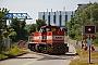 """MaK 1000794 - AKN """"V 2.023"""" 03.07.2010 - Kiel-FriedrichsortBerthold Hertzfeldt"""