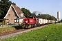 """MaK 1000795 - BE """"D 24"""" 09.09.2008 - HestrupFokko van der Laan"""
