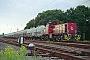 "MaK 1000795 - BE ""D 24"" 21.06.1993 - Nevinghof, BahnhofW. Proske"