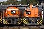 "MaK 1000797 - RBH Logistics ""674"" 15.09.2018 - Bochum-Dahlhausen, EisenbahnmuseumMalte Werning"