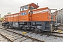"MaK 1000797 - RBH Logistics ""674"" 27.04.2019 - Bochum-Dahlhausen, EisenbahnmuseumLothar Schemberg"