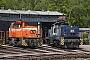 "MaK 1000797 - RBH Logistics ""674"" 23.04.2019 - Bochum-Dahlhausen, BahnbetriebswerkMartin Welzel"
