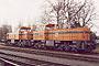 "MaK 1000798 - NIAG ""1"" 06.03.1994 - Moers, NIAG KreisbahnhofAndreas Kabelitz"