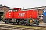 "MaK 1000799 - AVG ""464"" 01.04.2011 - Moers, Vossloh Locomotives GmbH, Service-ZentrumRolf Alberts"