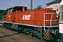 """MaK 1000802 - AVG """"462"""" 07.07.1995 - BruchsalPeter Merte"""
