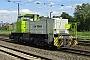 """MaK 1000802 - DE """"821"""" 22.05.2017 - Oberhausen-OsterfeldLeon Schrijvers"""