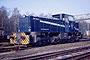 "MaK 1000803 - SR ""SR 0502"" 31.12.2003 - Duisburg-Wedau, Stahlberg RoenschPatrick Paulsen"