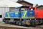 "MaK 1000805 - MWB ""V 1001"" 27.04.2008 - Moers, Vossloh Locomotives GmbH, Service-ZentrumPatrick Paulsen"