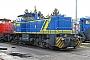 "MaK 1000805 - MWB ""V 1001"" 07.02.2008 - Moers, Vossloh Locomotives GmbH, Service-ZentrumRolf Alberts"