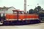 """MaK 1000806 - WLE """"72"""" 24.07.1992 - LippstadtHenk Hartsuiker"""