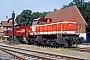 "MaK 1000806 - BE ""D 26"" 24.07.2005 - Bentheim, Bahnhof Bentheim NordHeinrich Hölscher"