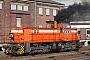 "MaK 1000807 - RBH Logistics ""676"" 18.01.2014 - Gladbeck-WestDominik Eimers"