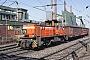 "MaK 1000807 - RBH Logistics ""676"" 11.04.2016 - Bottrop, Kokerei ProsperMartin Welzel"