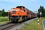 """MaK 1000807 - RBH Logistics """"676"""" 17.08.2012 - Kamp-LintfortMartijn Schokker"""