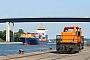MaK 1000809 - northrail 22.05.2008 - Kiel, NordhafenArchiv loks-aus-kiel.de