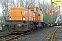 MaK 1000809 - northrail 26.01.2012 - Frankfurt-Höchst IndustrieparkPatrick Bandemer