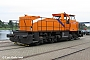 """MaK 1000809 - northrail """"98 80 0273 009-7 D-NTS"""" 02.09.2008 - KielLutz Goeke"""