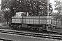 """MaK 1000812 - RAG """"797"""" 16.07.1984 - Bergkamen, MonopolUlrich Völz"""