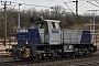 "MaK 1000812 - RBH Logistics ""677"" 04.02.2014 - Kassel-Wilhelmshöhe, BahnhofChristian Klotz"