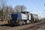 """MaK 1000812 - RBH Logistics """"677"""" 11.04.2016 - Essen, Abzweigstelle Prosper-LevinMartin Welzel"""