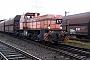 """MaK 1000812 - RBH """"677"""" 02.12.2004 - Duisburg-Walsum, BahnhofHermann-Josef Möllenbeck"""