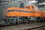 """MaK 1000813 - WHE """"27"""" 08.09.1985 - Herne-Crange, Bahnhof Wanne WesthafenMalte Werning"""