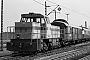 """MaK 1000813 - WHE """"27"""" 02.09.1984 - Herne-Crange, Bahnhof Wanne WesthafenDietrich Bothe"""