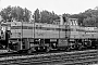 "MaK 1000813 - WHE ""27"" 03.09.1989 - Herne-Crange, Bahnhof Wanne WesthafenKlaus Görs"