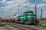 "MaK 1000814 - InfraServ ""14"" 31.05.2019 - Oberhausen, Rangierbahnhof WestRolf Alberts"
