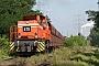 """MaK 1000815 - RBH Logistics """"678"""" 25.07.2007 - Duisburg-WalsumPatrick Böttger"""
