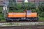 """MaK 1000815 - RBH """"678"""" 06.06.2006 - Gladbeck, Bahnhof WestWerner Schwan"""