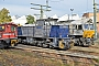"MaK 1000815 - RBH Logistics ""678"" 02.10.2017 - CottbusRudi Lautenbach"