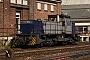 "MaK 1000817 - RBH Logistics ""673"" 07.09.2012 - GladbeckWerner Schwan"