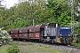 "MaK 1000817 - RBH Logistics ""673"" 24.04.2014 - BottropDominik Eimers"