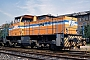 """MaK 1000819 - VKP """"V 154"""" 25.08.1990 - Kiel, OstuferhafenTomke Scheel"""
