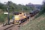 "MaK 1000819 - VKP ""V 154"" 29.04.1988 - Kiel-GaardenTomke Scheel"